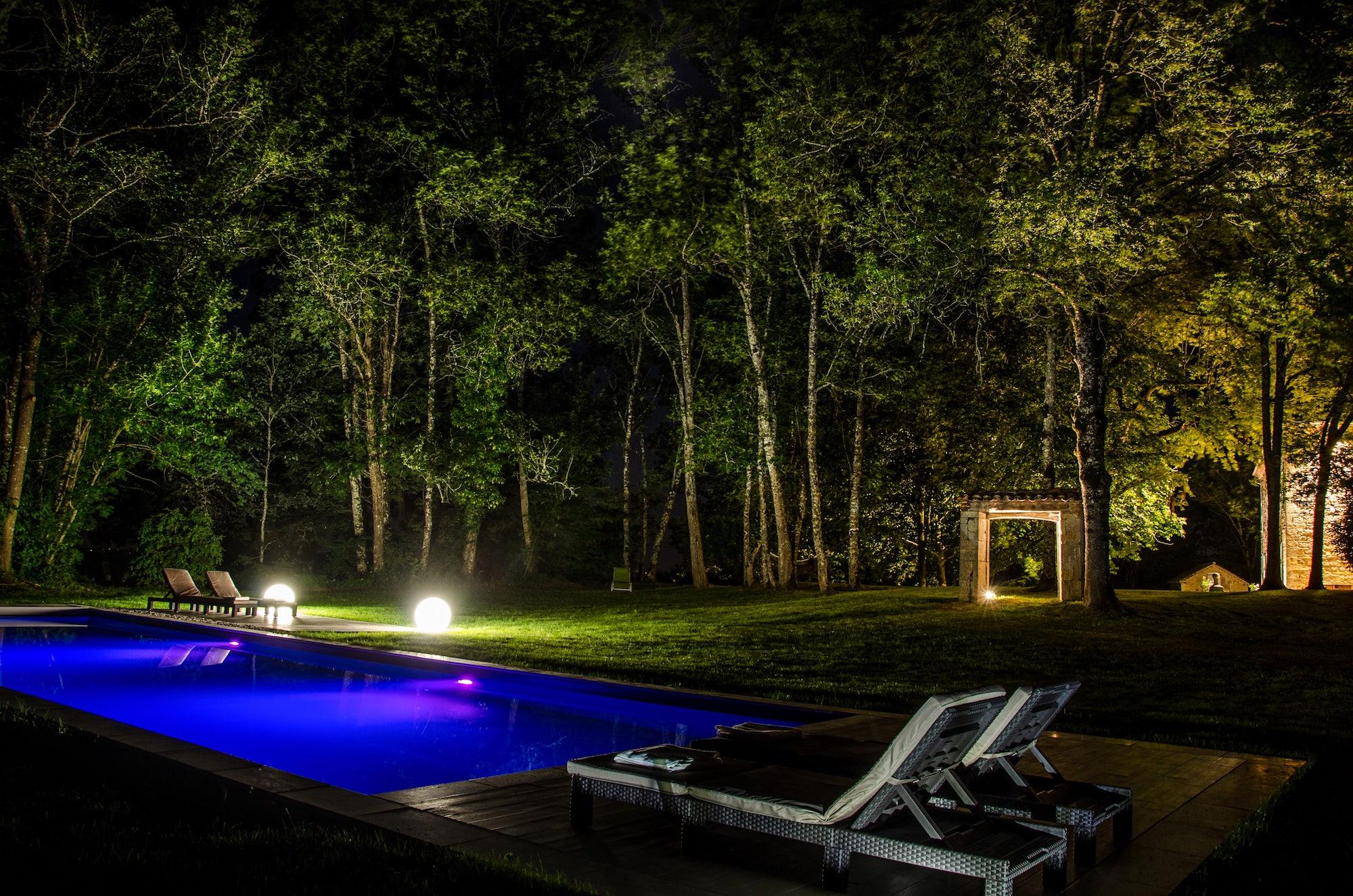 chambre d'hotes avec piscine les hauts de saulies